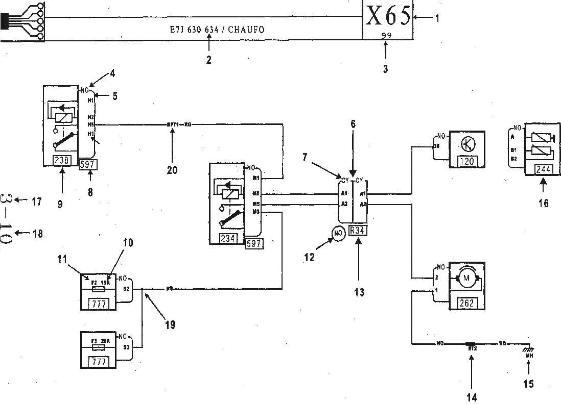 Электросхема рено сандеро степвей фото 115